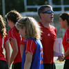Allegra Boverman/Gloucester Daily Times Andrew Bub, head coach of the Marblehead Varsity Girls Soccer team.