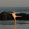 Ballet at the Beach