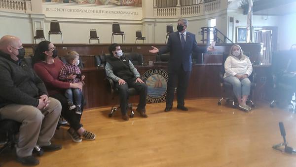 SEAN HORGAN/Staff photo/ State Senate Minority Leader Bruce Tarr