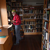 The Maud / Olson Library moving