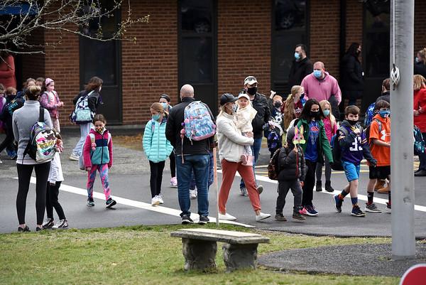 Thorpe Elementary School/Danvers back full-time