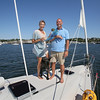 Couple Sailing Around the World