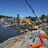 Manchester Boat Landing Construction