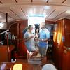 Couple Sailing Around the World