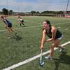 GHS Field Hockey Practice