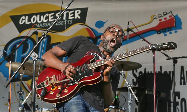 2016 Gloucester Blues Festival