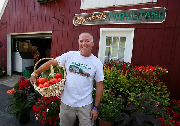 Marshall's Farmstand