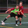 GHS Boys Soccer Practice