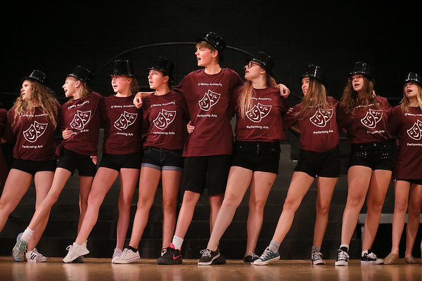 O'Maley Musical Theatre Camp Performance