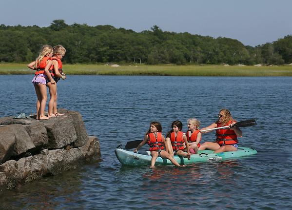 Kayak Rides