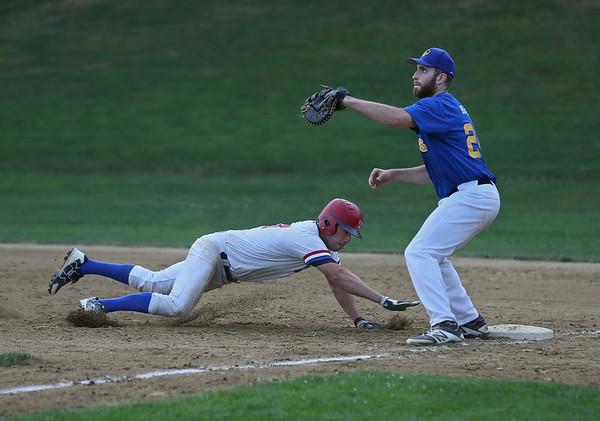 Rockport vs. Rowley ITL Baseball