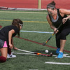 GHS Field Hockey Practice
