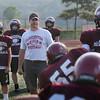 GHS Varsity Football Practice
