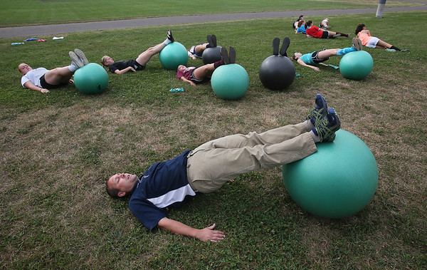 Knee Injury Prevention Program