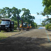 SEAN HORGAN/Staff photo/The University of Massachusetts Amherst is repaving the drive into the Gloucester Marine Station in Hodgkins Cove. Extension professor Katie Kahl, who works at the station, will talk about the school's plans for the station Tuesday at 6 p.m. at the Lanesville Community Center, 8 Vulcan St.