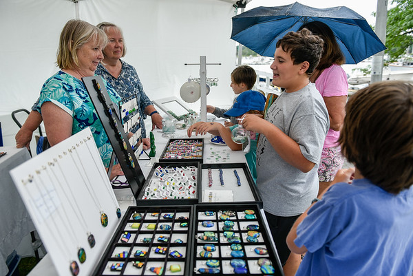 Festival by the Sea features more than 100 vendors in Manchester