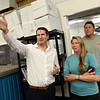 Seth Moulton's tour of Cape Ann Lobstermen