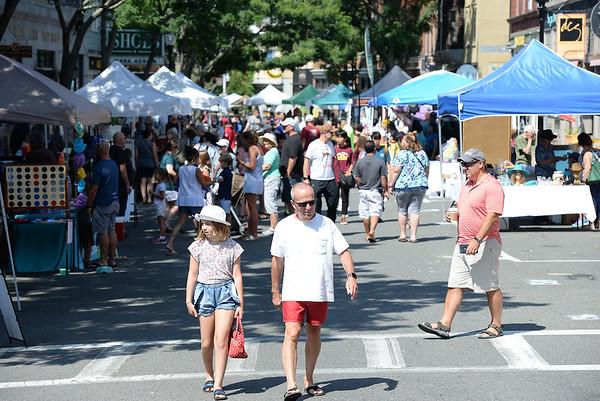 61st Annual Sidewalk Bazaar
