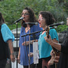 Jim Vaiknoras/Gloucester Times: The Honky Tonk Women of Gloucester perform at the Downtown Gloucester Block Party Saturday night on Main Street.