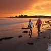 Sunset at Good Harbor Beach