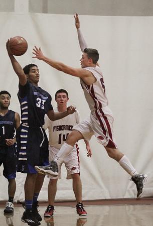 Gloucester vs. Swampscott Basketball