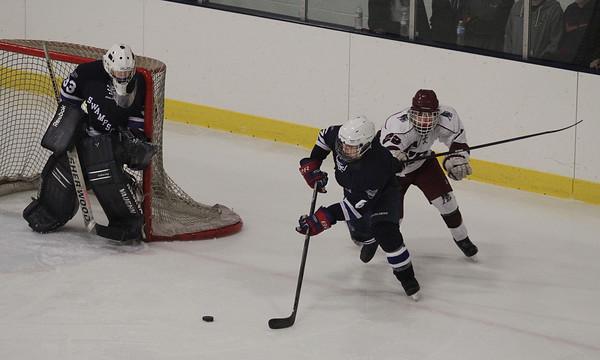 Gloucester vs. Swampscott Hockey