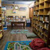 SAM GORESH/Staff photo. The children's section in the Toad Hall bookstore in Rockport. 12/8/16