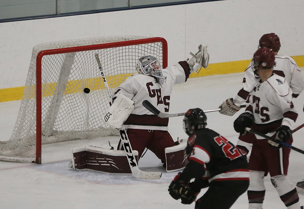 Gloucester vs. Marblehead Hockey