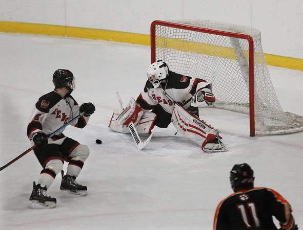 Beverly vs. Marblehead Hockey