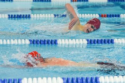 Gloucester vs Salem - swim meet