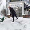 First Snow Fall of season