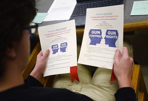 Gun Forum Gloucester High