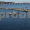 """TIM JEAN/Staff photo<br /> <br /> The lobster boat """"New Englander"""" heads out of Rockport harbor on a spring like day in February.      2/5/19"""