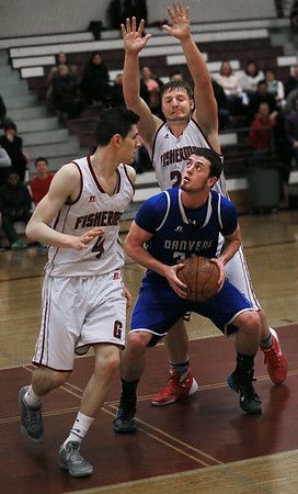 Gloucester vs. Danvers Boys Basketball