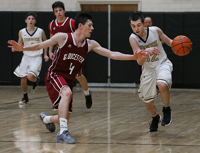 Gloucester vs. Bishop Fenwick Boys Basketball
