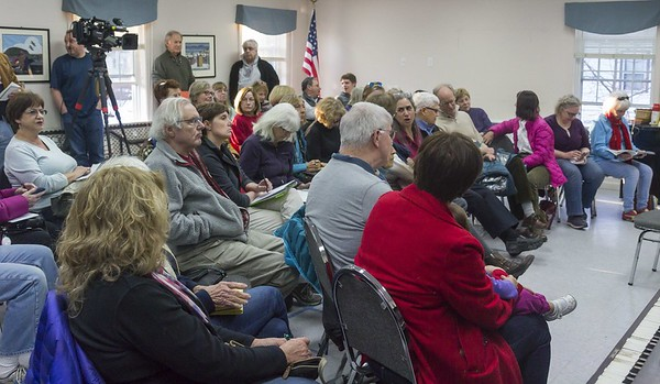 Moulton district rep in Essex to take questions, kicks off year long tour