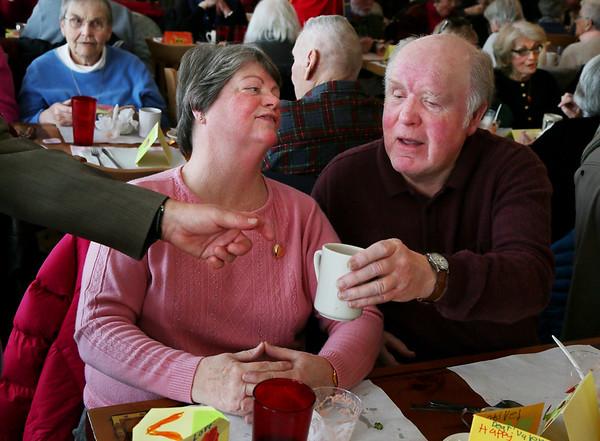 Valentine's Day Luncheon