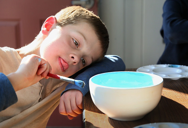 Painting Bowls