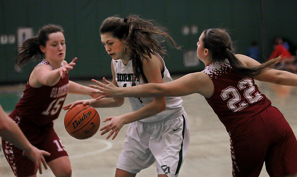 Gloucester vs. Manchester Essex Girls Basketball