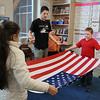 Flag-Folding Lesson