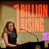 One Billion Rising event