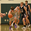 Basketball boys Rockport Vs Rockport