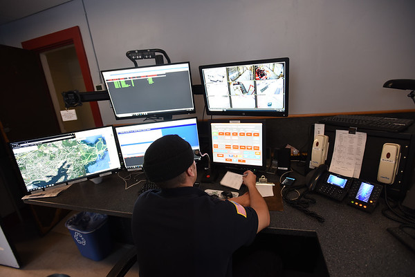 New Radio Upgrades for Fire Department