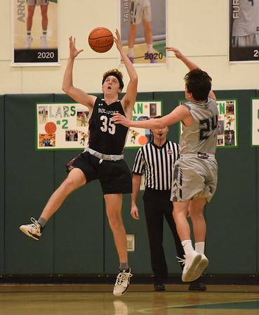 Basketball boys Rockport Vs Rockport