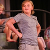 MIKE SPRINGER/Staff photo<br /> Eighth-grader Seamus Buckley rehearses a scene in the O'Maley Academy drama camp production.<br /> 7/17/2018