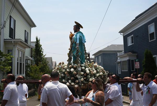 Fiesta Procession