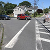 MIKE SPRINGER/Staff photo<br /> The intersection of Poplar and Cherry streets in Gloucester.<br /> 7/18/2018