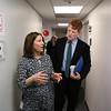 Congressman Kennedy Visit