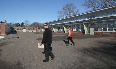 Structural Tour of Manchester Memorial School