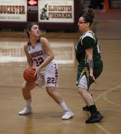 Gloucester vs. Lynn Classical Girls Basketball